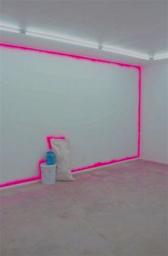 Outlining a room? Interesting!