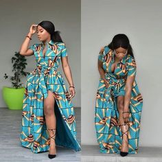 Styles 2018 Today we are presenting you with the latest Ankara Styles that you would love to add your wardrobe and try out this summer African Wear Dresses, African Fashion Ankara, African Inspired Fashion, African Print Fashion, African Attire, African Prints, African Style, African Outfits, African Clothes