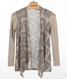 Blu Pepper Flyaway Cardigan Sweater
