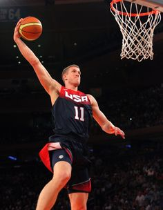 When asked if he made Team USA because he played under coach Mike Krzyzewski with Duke and endorses Nike, Mason Plumlee took gave a diplomatic answer.