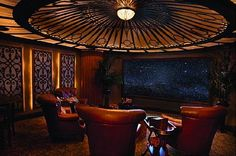titanic home theater