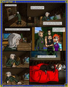 SkyArmy Origins Chapter 1 - 21 by TomBoy-Comics on DeviantArt