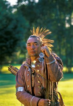 Just a collection of awesome reenactors Native American Images, Native American Regalia, Native American Beauty, American Indians, American Pride, Shawnee Tribe, Shawnee Indians, Indian Tribes, Native Indian