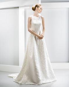 #6012 Nanda Devi Collection -  2016  Vestidos de novia - Jesús Peiró  Wedding…
