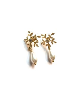 Ohrringe *Blütentropfen*