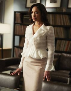 Suits: work clothes of character Jessica Pearson (Part 5/7)