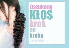 Oszukany kłos- piękna fryzura krok po kroku #kłos #krokpokroku #fryzury