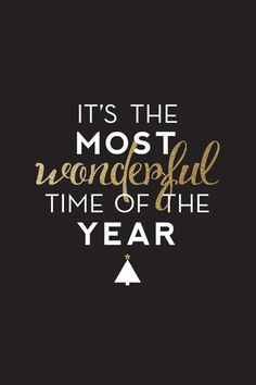 Friday Favorites - the most wonderful time of the year
