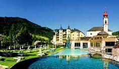 Adler Dolomiti Spa - Wettbewerb