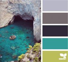 Trendy Home Gym Paint Colors Design Seeds 51 Ideas Design Seeds, Paint Schemes, Colour Schemes, Color Combos, Color Palate, Colour Pallette, Colour Board, Color Stories, Color Swatches