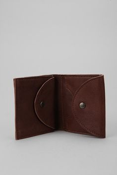 Wood Wood Credit Card Wallet by Urban Outfitters
