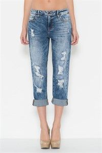 Wayna Washed Out Jeans