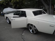 DrDeezsuicidal66's 1966 Lincoln Continental in Rocklin,