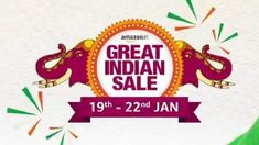 Amazon Great Indian Sale from January 19, 2020 up to 16,000 discounts on Smartphones, Laptops and Cameras Good Insta Captions, Top Smartphones, Electronic Items, Buy Mobile, Mobile Accessories, Initials, Indian, News India, Amazon