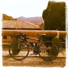 Monday... #cycletherapy #Caadotto #training #allenamento #senzabicinonsostare #vacanzepadovane #italiabellissima #igerspadova #igersbike #bici #bike #velo #bicicletta #bicycle #pushbike #pedalaognigiorno #pedalaognitanto #usalabici #bikelife #ciclismo #cycling #cyclinglife #love #amore #passione #passion #cicloturismo #cycletourisme #estate #summer