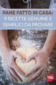 Homemade bread: 9 genuine and simple recipes to try Pastry Recipes, Bread Recipes, Cooking Recipes, Easy Bread, Sweet And Salty, Creative Food, Appetizer Recipes, Vegetarian Recipes, Food Porn