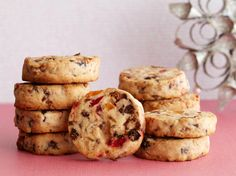 Fruitcake Cookies Recipe : Ina Garten : Food Network - FoodNetwork.com Try for Cookie Swap