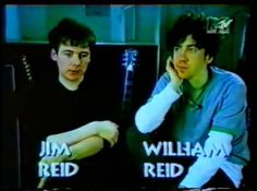 The Jesus & Mary Chain - 1992 interview and live MTV 120 minutes