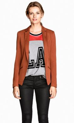 Coat and shirt