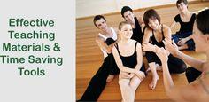 teaching dance resourses
