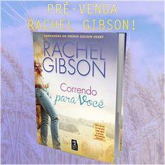 """Saleta de Leitura: Pré-venda Rachel Gibson - """"Correndo para você""""  la..."""