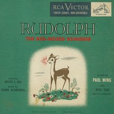 Paul Wing - Rudolph The Red-Nosed Reindeer