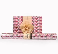 Inky Co.'s Mermaid Plum roll wrap