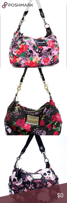 ISO-Betsey Johnson In search of these particular Betsey Johnson/Betseyville bags. If you may have seen any of these floating around on Posh or any other buy/sell app or website please help a girl out and let me know!  Side note: The pictures in this iso post are either model shots of the bags that I found on google or they were screenshot by me from listings that I have found on Posh where the seller is inactive and I had already tried to contact them in regards to purchasing from them…