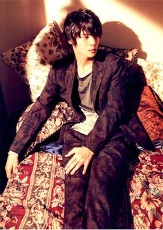TVガイドPERSON vol.28:たわごとコラム Japanese Boy, Kubota, Asian Boys, Punk Fashion, A Good Man, Male Models, Persona, Hot Guys, Beautiful People