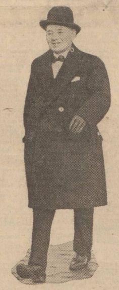 Pat Reilly - Founder of Dundee Hibernian FC