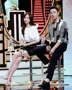 Tiffany Tang Luo Jin, Princess Weiyoung, Asian Actors, Husband Wife, Cute Couples, Actors & Actresses, Fans, Female, Male Celebrities