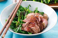 Beef with chilli plum sauce #ChineseNewYear http://www.taste.com.au/recipes/21711/beef+with+chilli+plum+sauce