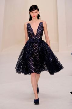 Christian Dior Spring/Summer 14 Couture