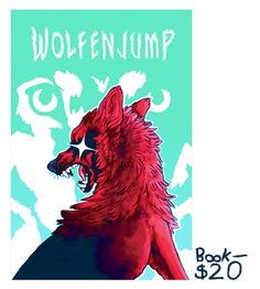 'Wolfen Jump' Webcomics Anthology Hits Indiegogo For Limited Print Edition Comic News, Online Art, Comics, Books, Movie Posters, Libros, Book, Film Poster, Cartoons