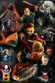 Movie film attack crab monsters sci fi pulp horror pincer girl art print Ghostface and Xenomorph > All Horror Cartoon, Horror Movies Funny, Horror Movie Characters, Classic Horror Movies, Scary Movies, Horror Icons, Horror Movie Posters, Film Posters, Scary Wallpaper