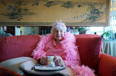 War Nurse, Now 100, Saw It All - The New York Times