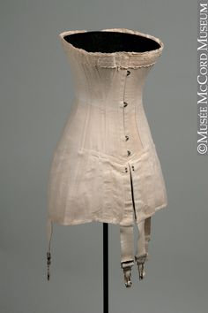 Views     Image Pairs           Available images : 4       Corset  Dominion Corset Co.  About 1910-1920, 20th century  Cotton coutil