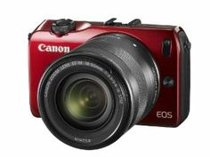 What you're looking at is Canon's latest golden child, the EOS M. It's essentially all the goodness of the EOS crammed into a great looking compact body. Canon Eos, Best Digital Camera, Digital Slr, Canon Digital, Digital Cameras, Dslr Cameras, Compact, Camera Deals, Camera Store
