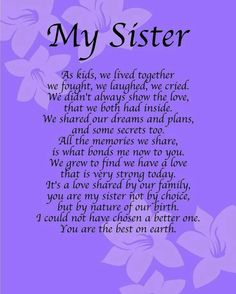 birthday quotes for sister ~ birthday quotes ; birthday quotes for best friend ; birthday quotes for him ; birthday quotes for me ; birthday quotes for daughter ; birthday quotes for sister Sister Poems Birthday, Birthday Quotes For Him, Birthday Wishes Quotes, Birthday Prayer, Birthday Greetings, Daughter Birthday, Birthday Messages, Birthday Images, Friend Birthday