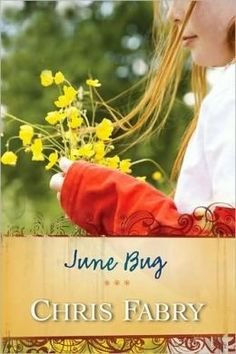 June Bug finished 3-25-13.  April's book club pick.