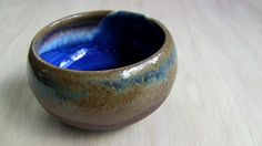 Small Ceramic Bowl Blue  Children's Pottery  by SeedlingClayworks, $18.00