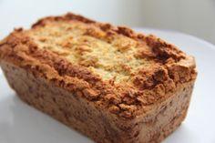Almond flour/Coconut flour bread Just delicious! Especially toasted!