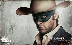 Armie Hammer – The Lone Ranger