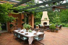 mediterranean interiors | Mediterranean Patio Ideas | House Design | Decor | Interior Layout ...