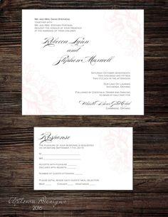 Wedding Invitations To Save You Money Blush Peonies, Peony, Wedding Suits, Diy Wedding, Printable Wedding Invitations, Papers Co, Paper Texture