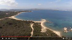 ** VIDEO ** La spiaggia di Li Cuncheddi vista dal drone