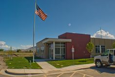 Saratoga Springs Public Works Building www.thinkaec.com
