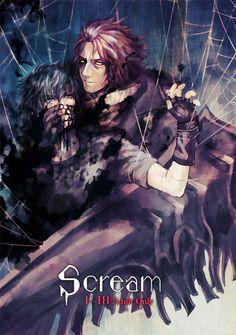 """Ardyn & Noctis アマノキ4日東7O23b Twitter: """"【スパコミ発行本】5/4 東7O23b 「scream」"""