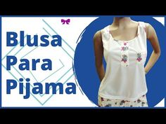 Pijamas Women, Lace Bra, Blouse Designs, Sewing Crafts, Underwear, Victoria, Tank Tops, Youtube, Sony