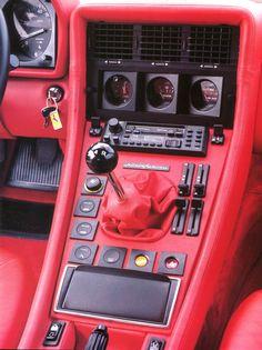 Ferrari 400i - Pininfarina (1979-1985) ☮k☮ #RED